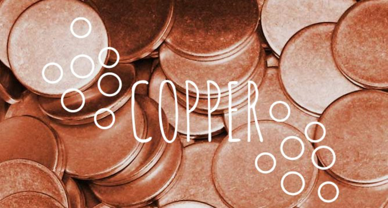 Ingredient Breakdown: Copper