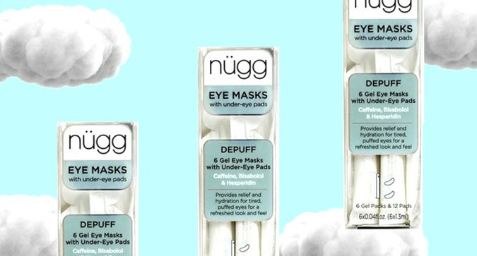 We Tried It: Nugg De-Puff Eye Masks