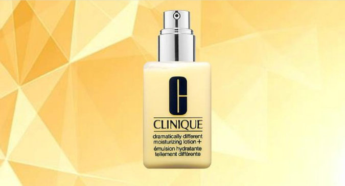 Cult Classic Beauty Products: Clinique Dramatically Different Moisturizing Lotion