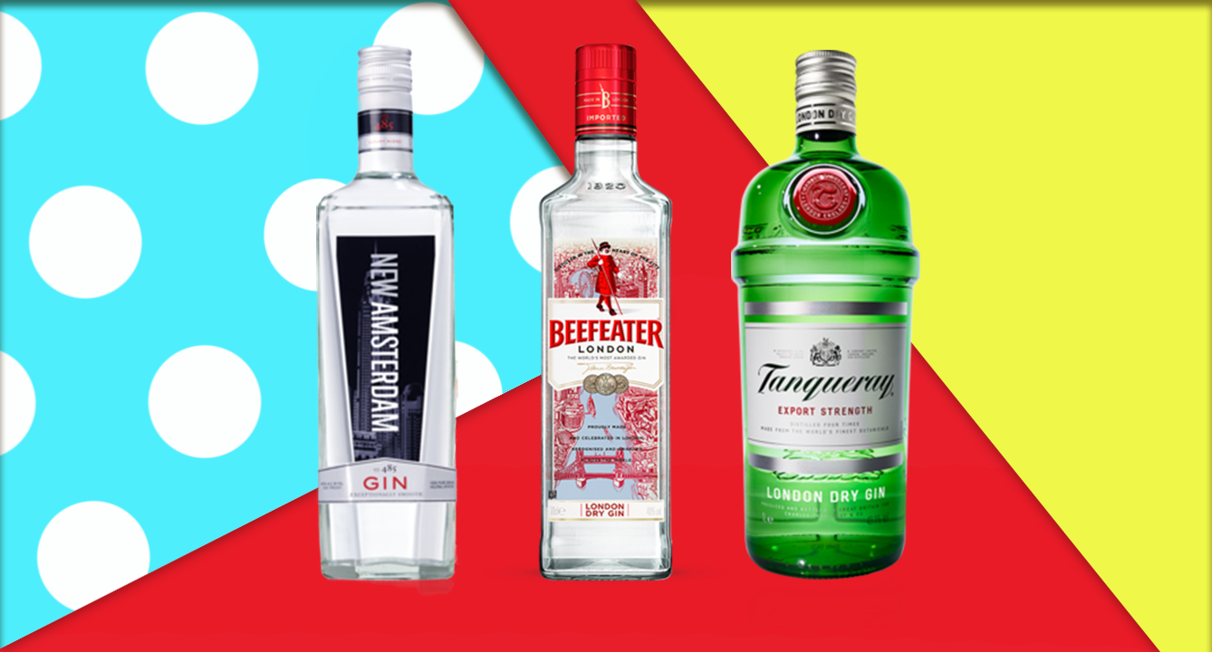 The Best Gins: 5K Reviews