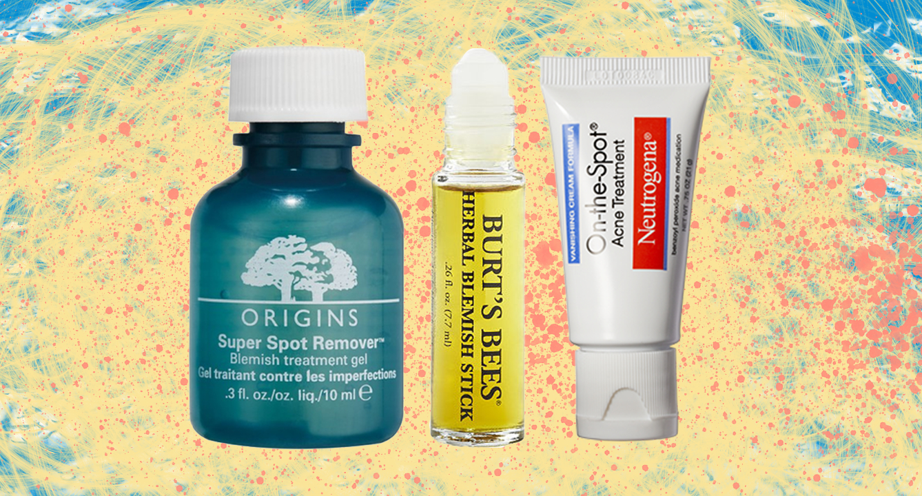 The Best High Street Acne Spot Treatments
