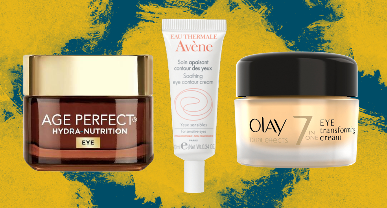The Best High Street Anti-Aging Eye Creams