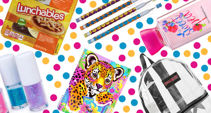 Flashback: The Best School Supplies From the 2000s