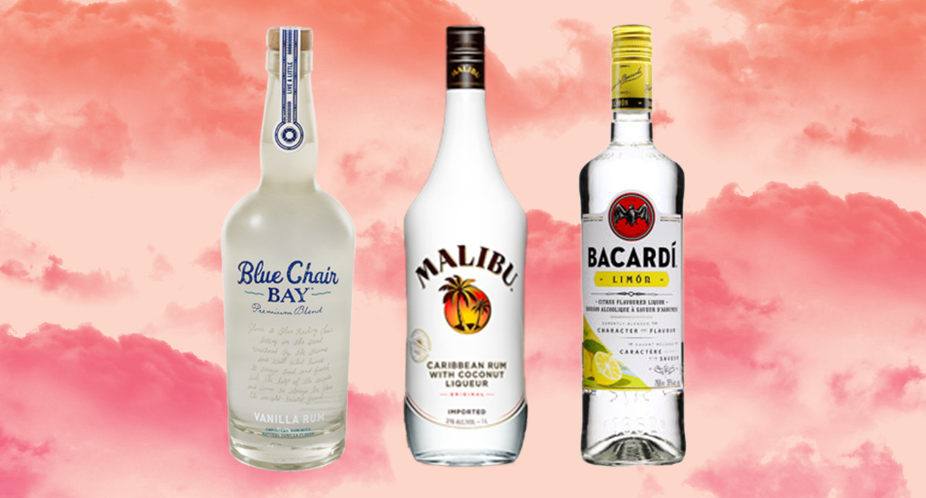 The Best Flavored Rums