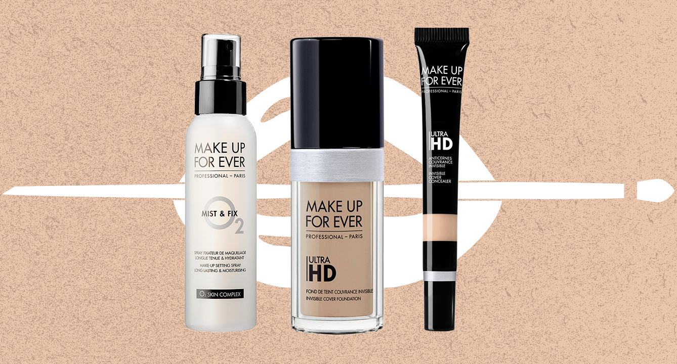 The Best MAKE UP FOR EVER Products