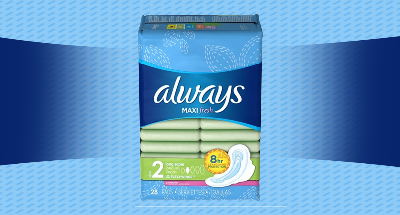 5 Super Absorbent Maxi Pads That Won't Leak