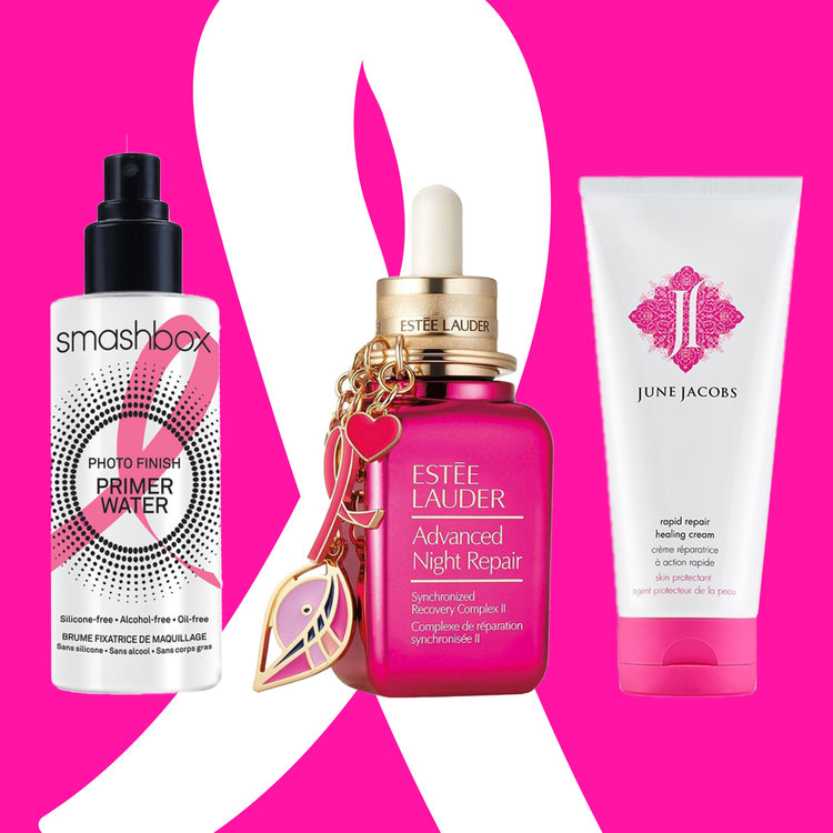 10 Beauty Products to Shop & Support Breast Cancer Research