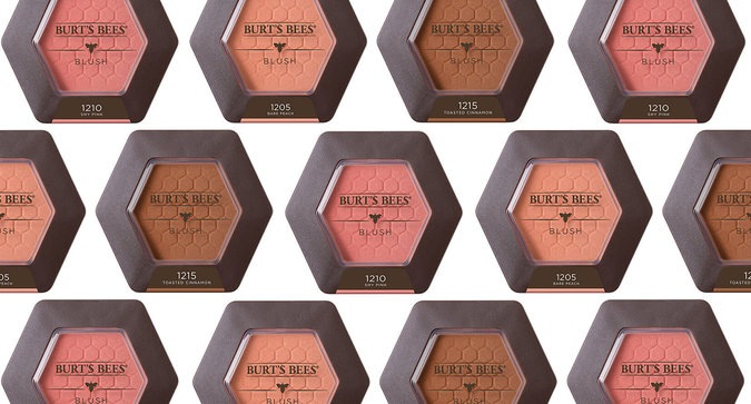 Whoa—Burt's Bee's New Blush Already Sold Out