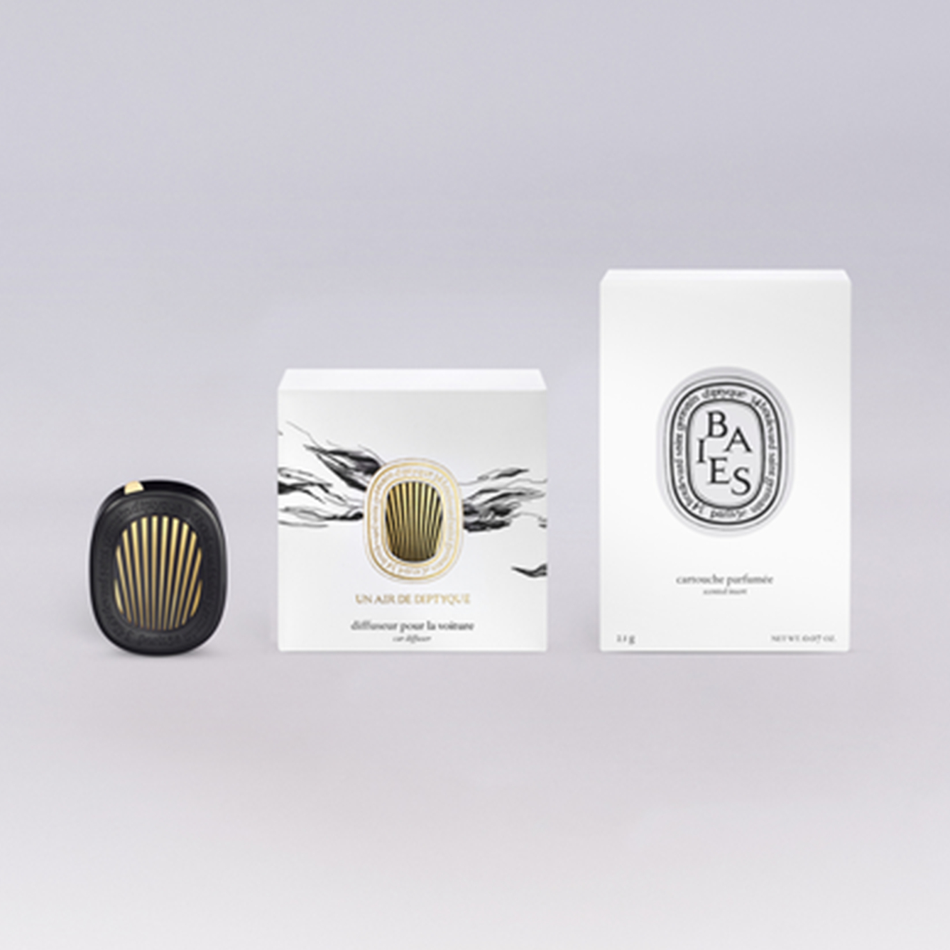 This is the Fanciest Car Air Freshener You'll Ever See