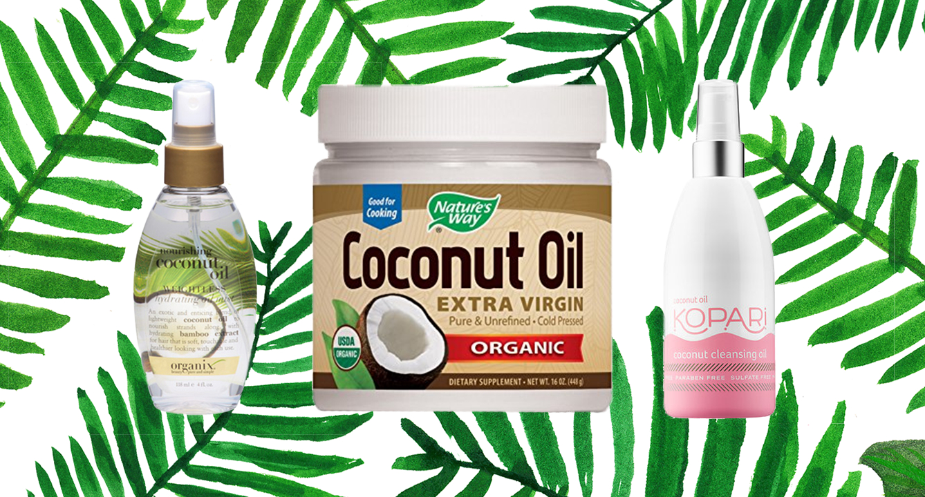 Top Products With Coconut Oil