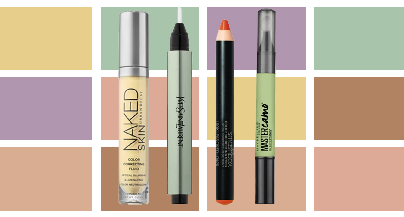 Top Colour Correctors in the UK