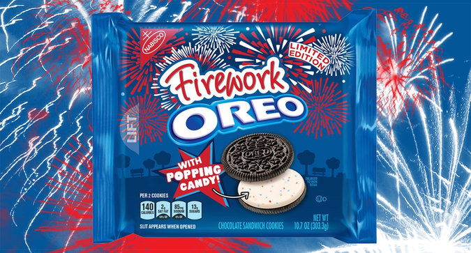 Influensters Already Love the New Oreo Flavor