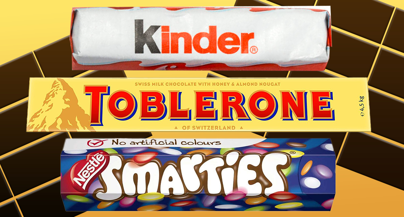 The Best Chocolate Candies From Around The World