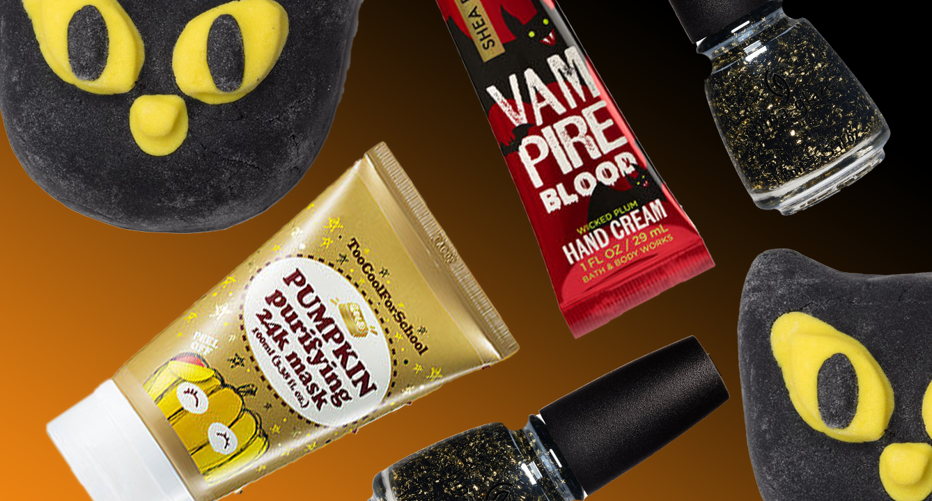 Put These Halloween-Appropriate Beauty Products on Your Radar