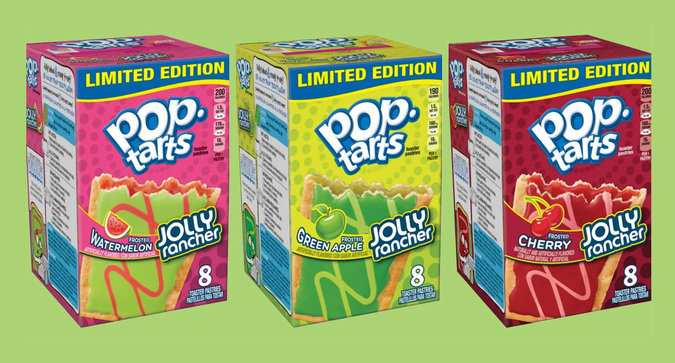 You Can Now Eat Jolly Ranchers For Breakfast