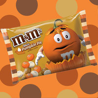 White Pumpkin Pie M&Ms are Here to Remind You Fall is Near