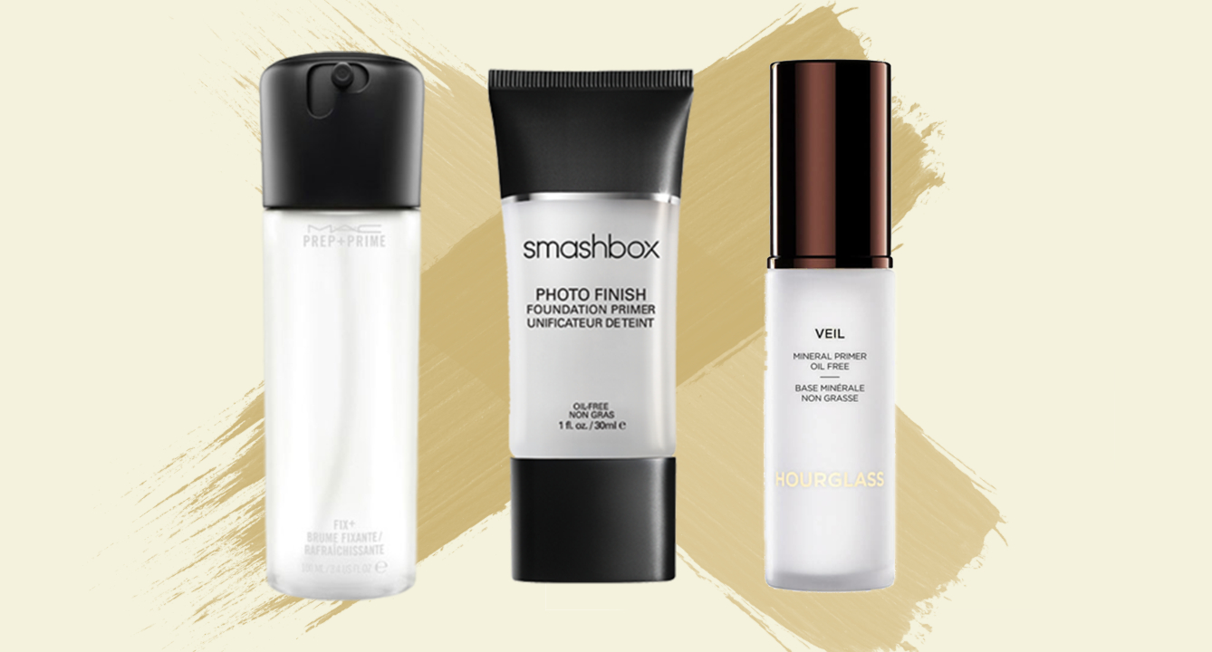 Influenster UK's Favourite Makeup Primers