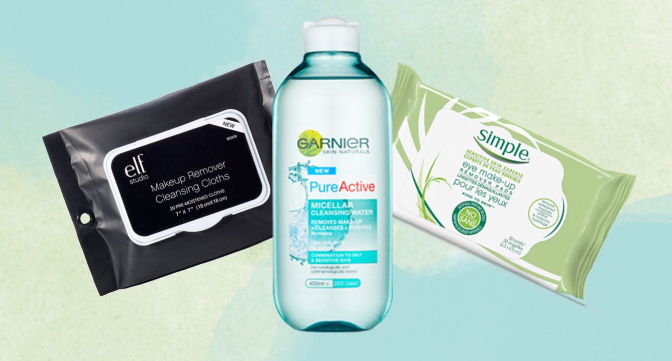 Influensters' Favourite Makeup Removers