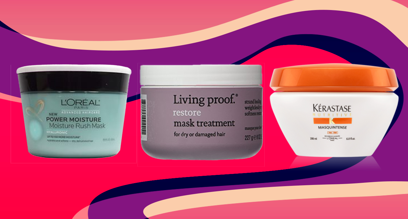 Influensters' Favourite Moisturizing Hair Treatments