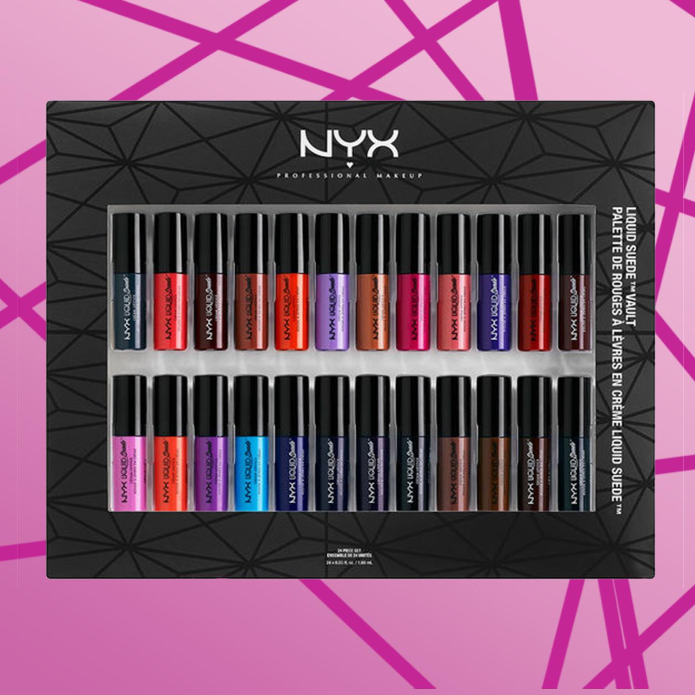 Add This to Your Wishlist: NYX Lipstick Vault
