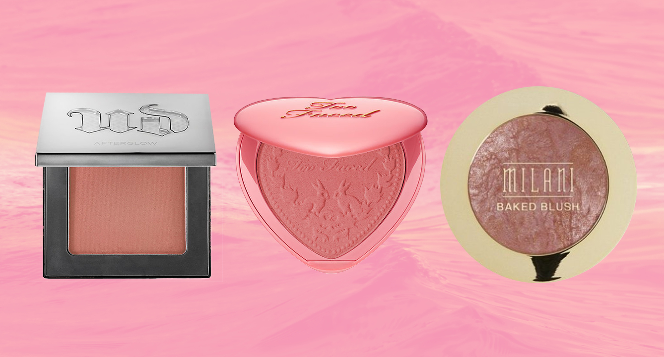 The Best Natural Blushes