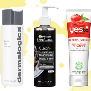 The Best Facial Cleansers for Oily Skin