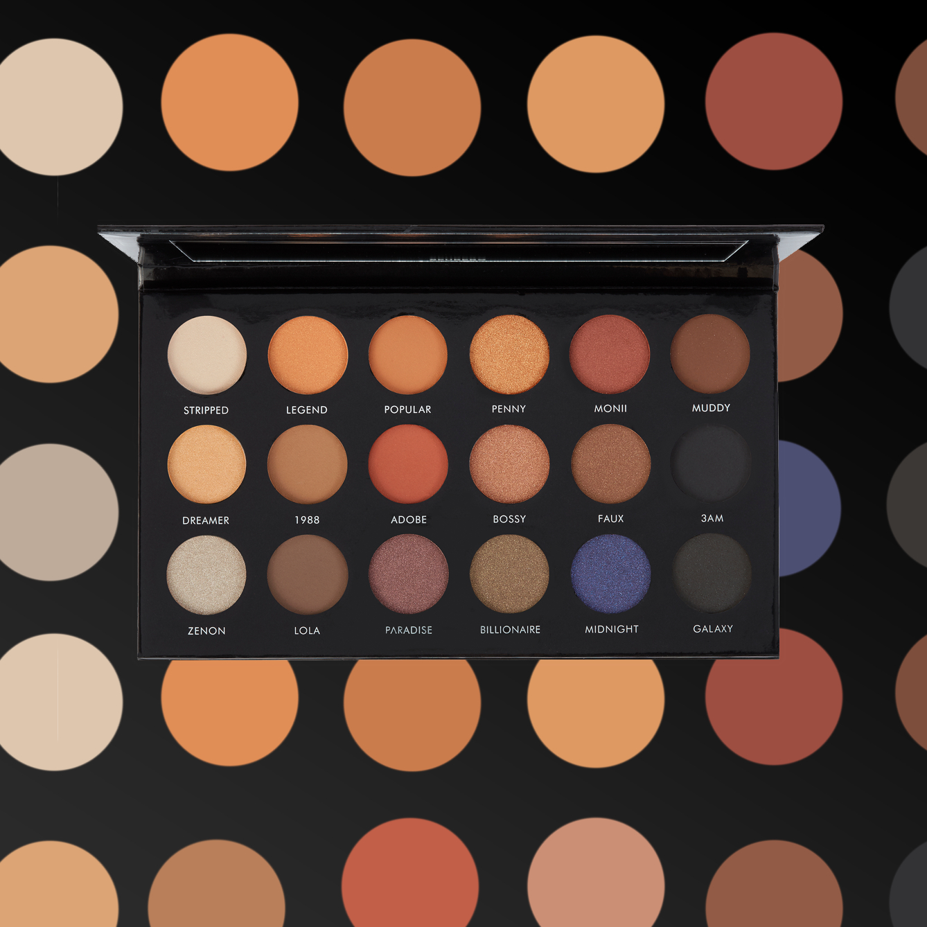 How to Use the New PÜR PRO X Etienne Ortega Palette