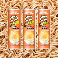 Pringles New Ramen Flavor is the Ultimate Snack
