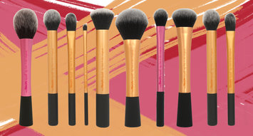 5 Top Rated Real Techniques Makeup Brushes