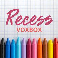 The #RecessVoxBox is like a Playground in a VoxBox
