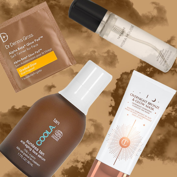 10 Self Tanners to Bronze Your Face the Right Way