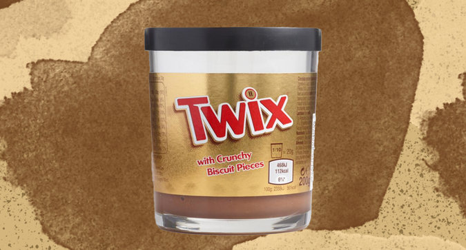 Twix Spread Is Here to Revolutionize Your Toast