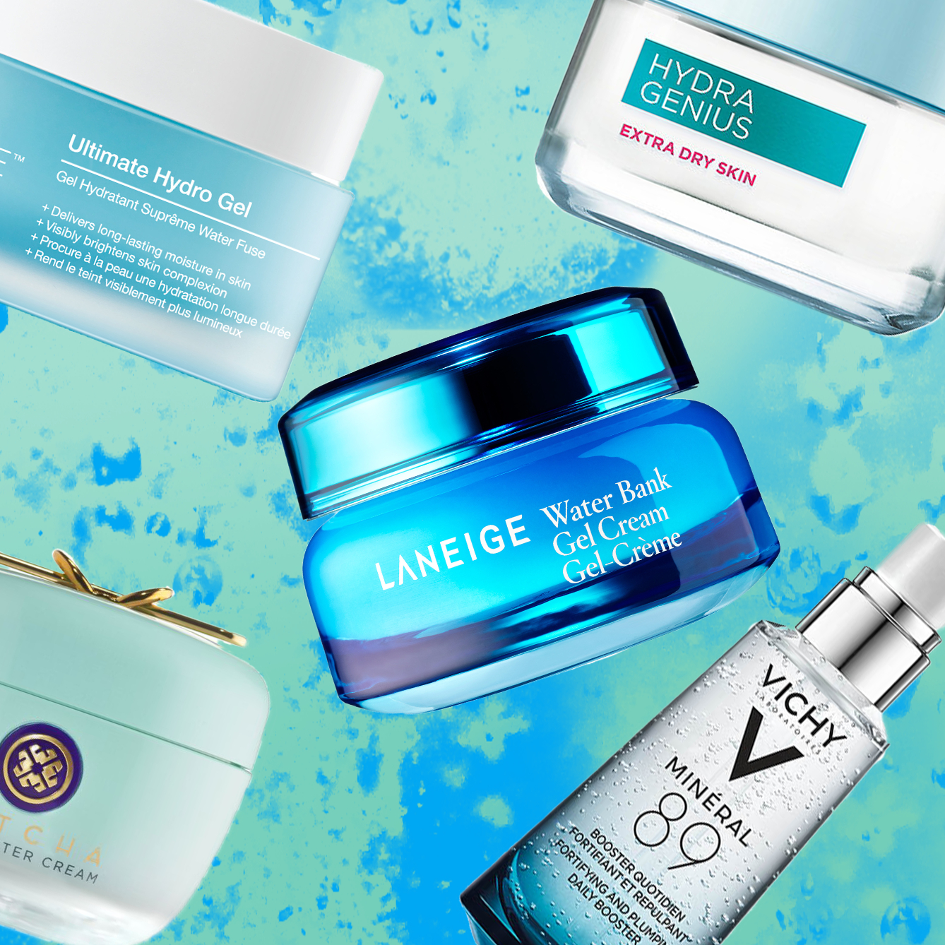 Water Creams are Your New Summer Obsession