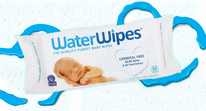 5 Reasons Why Your Baby Deserves WaterWipes