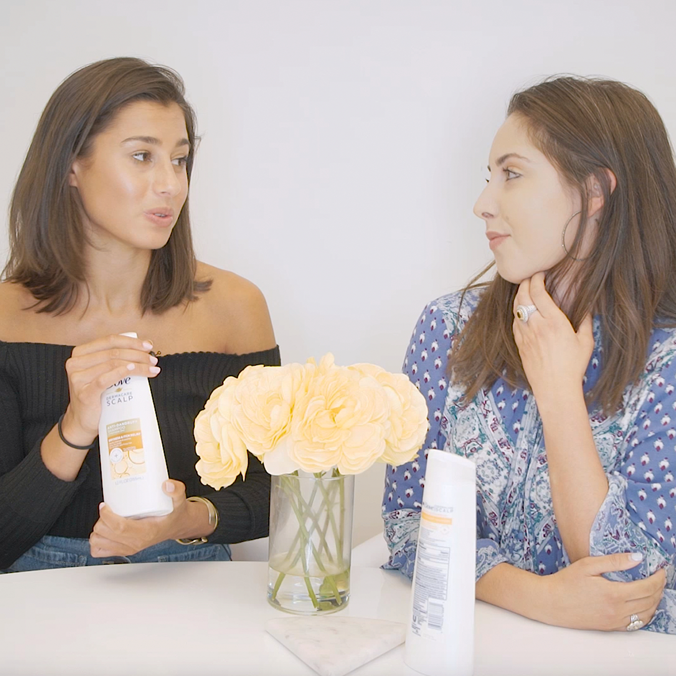 Real talk: Dove Dermacare is Helping You Say Goodbye to Dandruff for Good