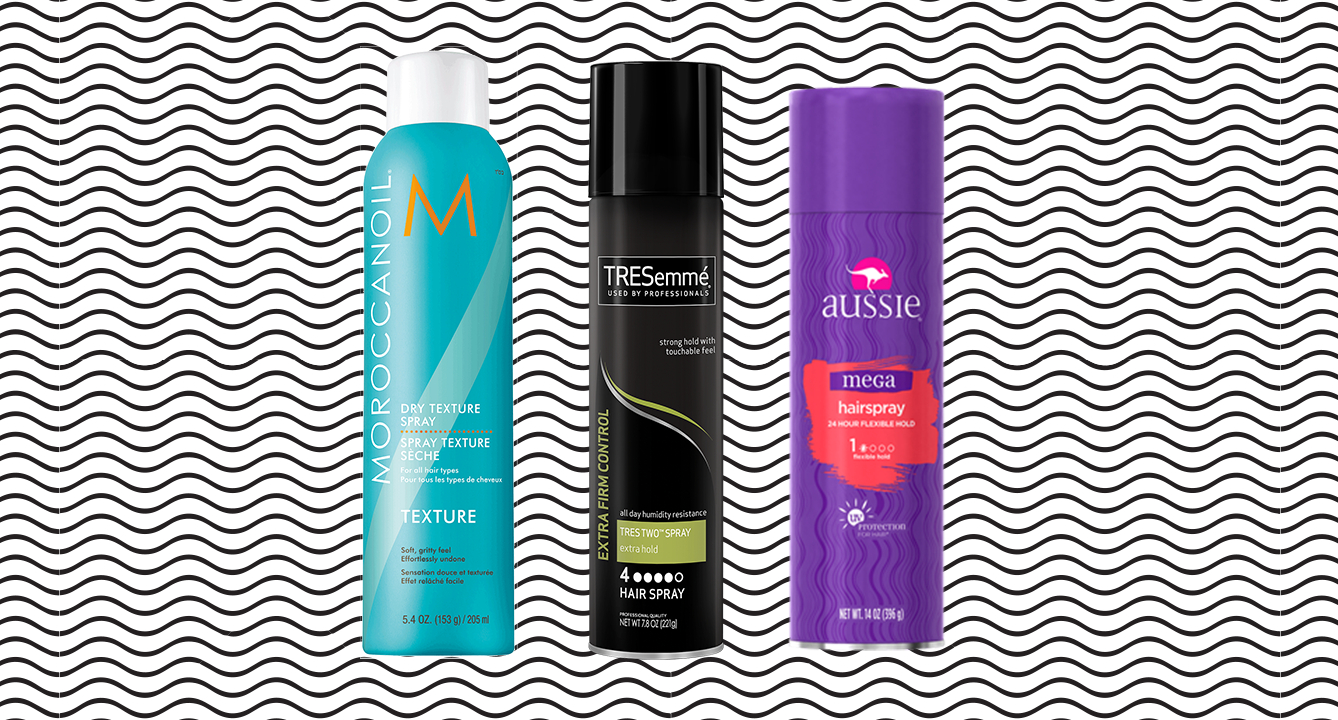 The Best Hair Sprays for a Lasting Hold