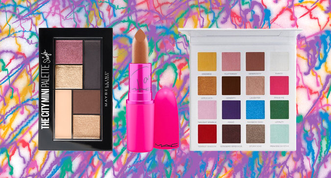 The Coolest Beauty Collabs of 2017