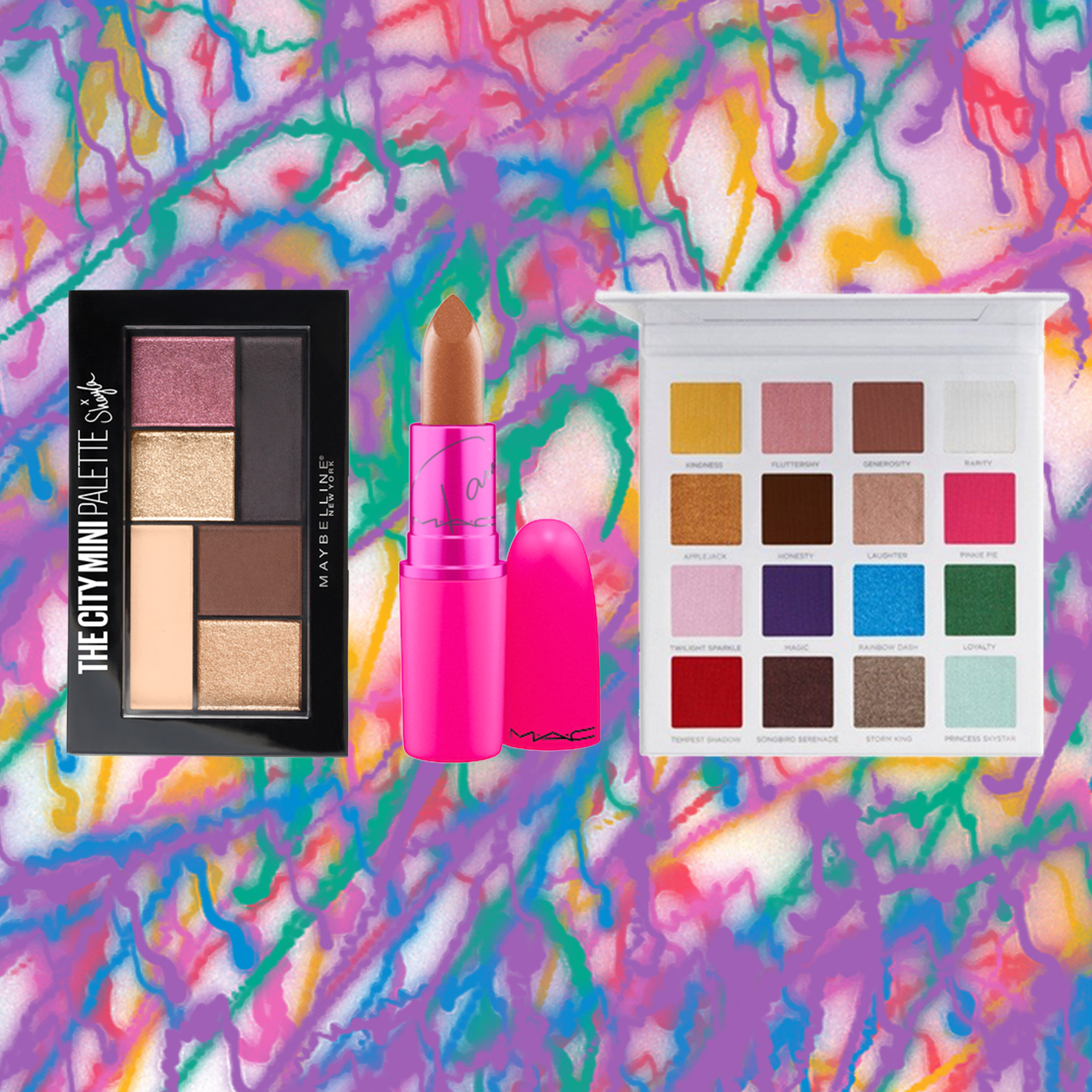 The Coolest Beauty Collabs of 2017—So Far
