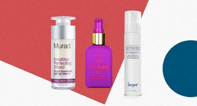 6 Weightless Facial SPF's You'll Forget You're Wearing
