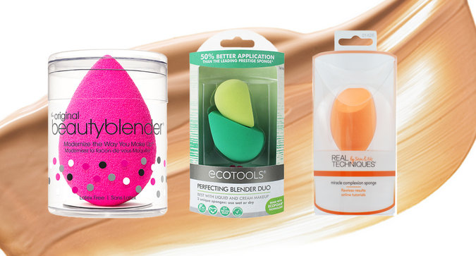 Influensters' Favorite Makeup Sponges & Blenders