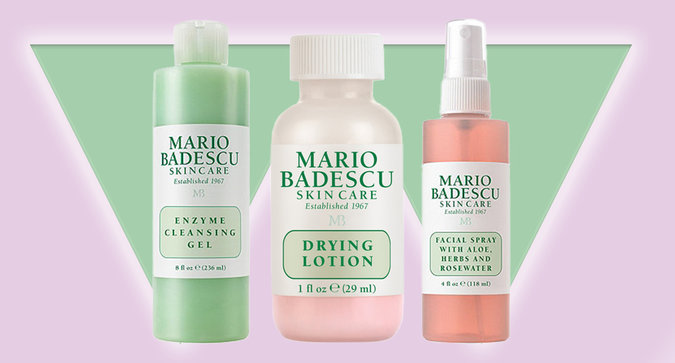 Must-Try Mario Badescu Products