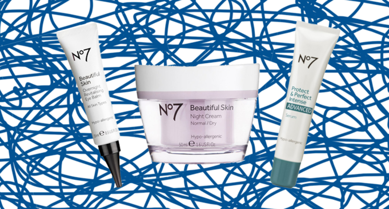 The Best Boots No. 7 Skincare Products: 1K Reviews