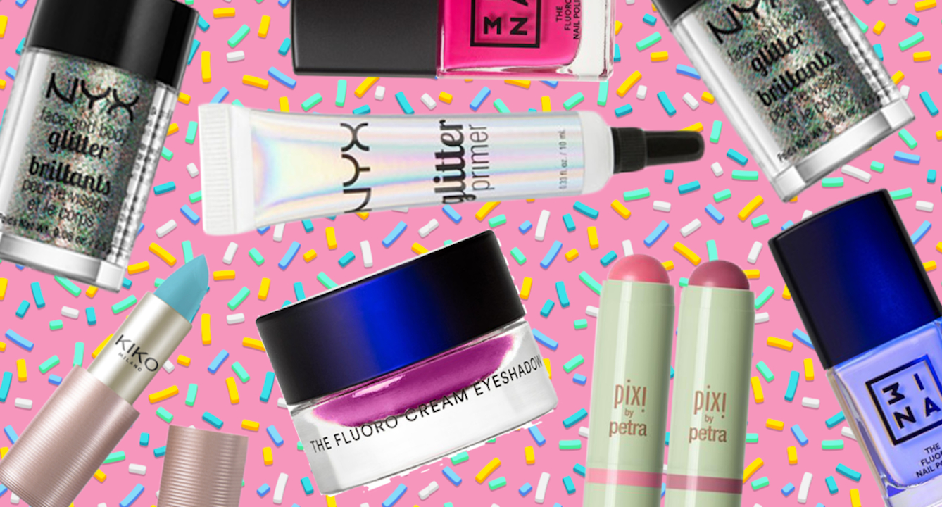 Four Beauty Brands to Give You Festival-Ready Looks