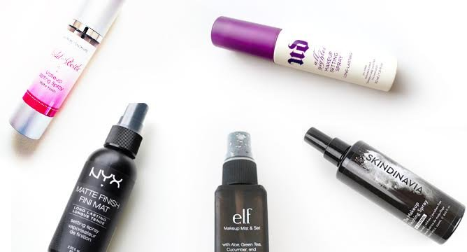 Beauty 101: Setting Sprays