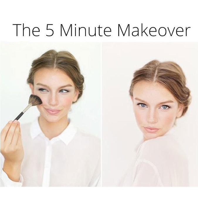 5 Minute Makeover