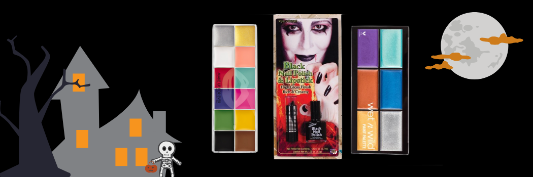 7 Halloween Makeup Kits You'll Need to Create Any Costume