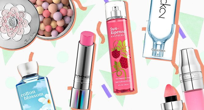 #Trending Now: 90's Beauty Favorites