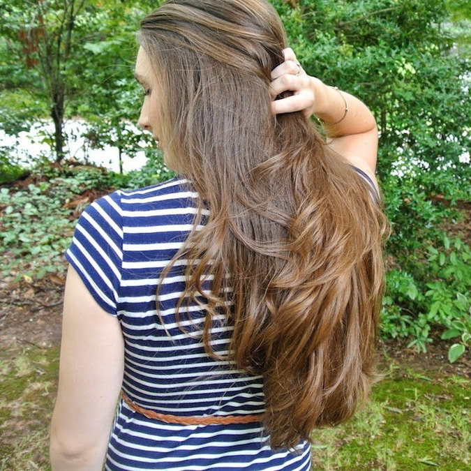 How To: Get Day Curls With a Straightener
