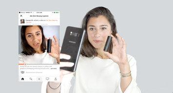 How to Film a Video Review Using the Influenster App