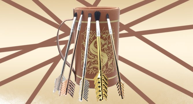Storybook Cosmetics is Dropping a Bullseye Brush Set